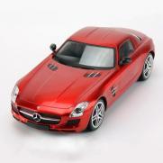Радиоуправляемая машина MZ Mercedes-Benz SLS Red 1:14