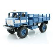 Радиоуправляемая грузовая машина Газ 66 Синий 1:16