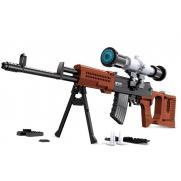 Конструктор Снайперская винтовка Драгунова - 22803