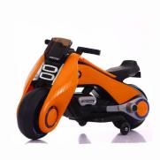 Детский электромотоцикл BMW Vision Next 100 - BQD-6188-ORANGE