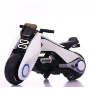 Детский электромотоцикл BMW Vision Next 100 - BQD-6188-WHITE