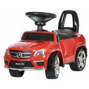 Детская каталка Mercedes красный