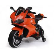 Детский электромобиль - мотоцикл Ducati Orange