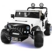 Электромобиль Jeep Wrangler White 2WD - SX1718-S