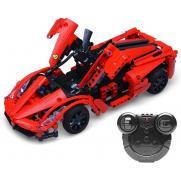 Конструктор Double E Cada Technics, спорткар, 380 деталей, пульт управления