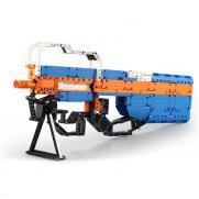 Конструктор пистолет-пулемет, 581 деталь