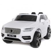 Детский электромобиль Dake Volvo XC90 White 12V 2.4G