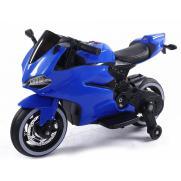 Детский электромотоцикл Ducati Blue 12V
