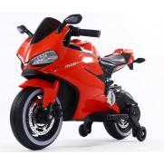 Детский электромотоцикл Ducati Red 12V