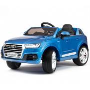 Детский электромобиль Audi Q7 LUXURY 2.4G - Blue