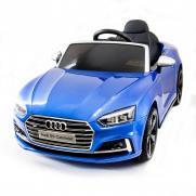 Детский электромобиль Audi S5 Cabriolet LUXURY 2.4G - Blue - HL258-LUX