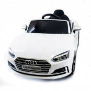 Детский электромобиль Audi белый