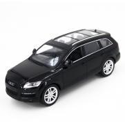 Радиоуправляемая машина Audi Q7 черная 1:14 (36 см)