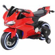 Детский электромобиль - мотоцикл Ducati Red
