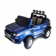 Детский электромобиль Range Rover Sport Blue 4WD 12V