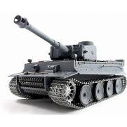 Радиоуправляемый танк Heng Long German Tiger PRO 1:16 (ИК+Пневмо) 2.4G - 3818-1PRO-MS V6.0