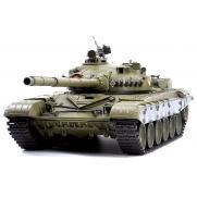 Радиоуправляемый танк Heng Long Russian T-72 1:16 (ИК+Пневмо) 2.4G - 3939-1 V6.0