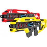 Лазерный бой (набор из 2-х автоматов: желтый и красный)