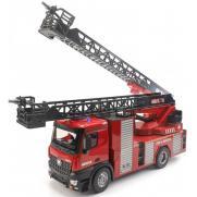 Радиоуправляемая пожарная машина-лестница HUI NA TOYS масштаб 1:14 2.4G