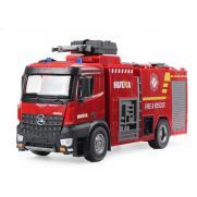 Радиоуправляемая пожарная машина HUINA масштаб 1:14 2.4G