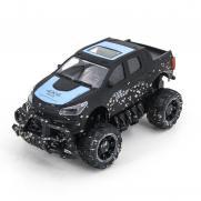 Радиоуправляемая модель внедорожника Off-Road 4X4 цвет синий (22 см)