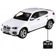 Радиоуправляемый автомобиль BMW X6 цвет белый 1:14 (35 см)