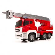 Радиоуправляемая пожарная машина 1:18, звук