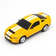 Радиоуправляемая машинка Ford желтый 1:24 (18 см, мини)