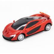 Радиоуправляемая машинка McLaren цвет оранжевый 1:24 (18 см, мини)