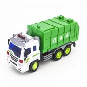 Радиоуправляемый грузовик - мусоровоз (27 см, свет)
