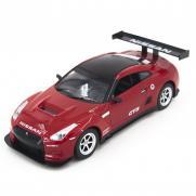 Спортивная радиоуправляемая машина Nissan GTR 1:16 (30 см, свет)