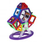 Магнитный 3D конструктор Магникон Карусель MK-46