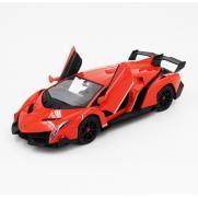 Радиоуправляемая машина Lamborghini Veneno 1:14 (открываются двери, 30 см, свет)