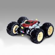 Радиоуправляемая машинка перевертыш Roll Stunt Car 1:14 - 333-FG22B (свет, звук, 30 см)
