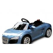 Электромобиль детский Audi R8 на р/у Kalee (свет, звук, 2 скорости)