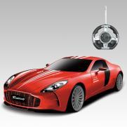 Радиоуправляемый конструктор-машина Aston Martin
