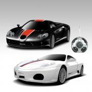 Набор-конструктор на радиоуправлении - машины Mclaren и Ferrari  - 2028-2F04B