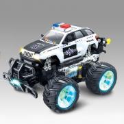 Машина радиоуправляемая танцующая джип Dancing Police Car (27 см, свет, звук, трюки)