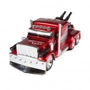 Радиоуправляемый боевой грузовик 1:14 (свет, звук, 25 см, 11 км/ч)