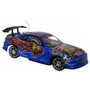 Радиоуправляемая машина для дрифта Nissan Silvia GT 1:14 (подсветка, 4WD, 33 см)