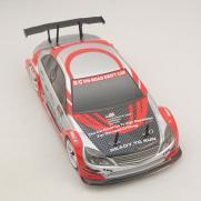 Радиоуправляемый автомобиль Mercedes красный 1:10 4WD 2,4GHz (электро, 60 км/ч, 40 см)