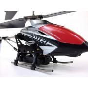 Радиоуправляемый вертолет Syma S107C с ВИДЕОКАМЕРОЙ (22 см, запись видео на карту)