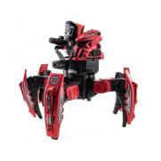 Радиоуправляемый робот-паук с дисками и лазерным прицелом 2.4G