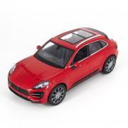 Радиоуправляемая машина Porsche/Порше Macan Turbo (32 см, свет)