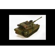Танк радиоуправляемый Abrams 1:20 (стрельба пульками, 35 см)
