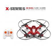 Квадрокоптер радиоуправляемый с HD камерой MJX (15 см)