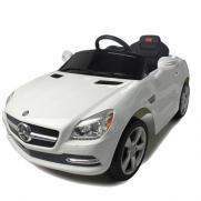 Радиоуправляемый детский электромобиль Rastar Mercedes SLK CLASS белый (110 см)