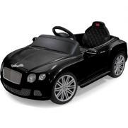 Радиоуправляемый электромобиль Rastar Bently 12V черный (120 см)