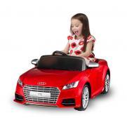 Радиоуправляемый электромобиль Rastar 82500 Audi TTS Roadster 12V 2.4G (красный, 121 см)