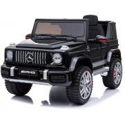 Электромобиль Mercedes-Benz G63 AMG Black 12V - BBH-0002
